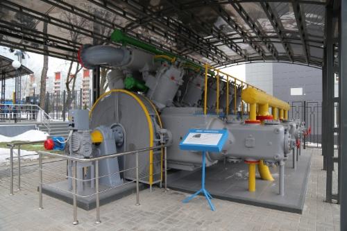 В Москве открыт первый вмире Музей магистрального транспорта газа