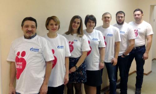 Доноры Ухтинского филиала АО«Газпром центрэнергогаз»