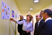 ВЗАО«Газпром Армения» выбрали победителей конкурса детских рисунков «Безопасный труд»
