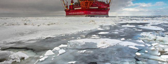 «Газпром нефть» добыла на «Приразломной» 3-миллионную тонну арктической нефти