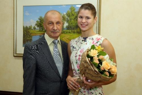 Оренбургская спортсменка стала победителем чемпионата мира поплаванию