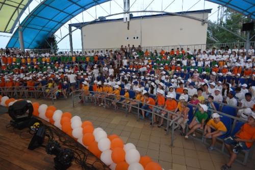 Летние каникулы вОЦим. А.С.Пушкина провели 1450 детей