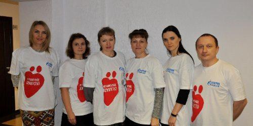 Неделя донорства вООО«Газпром центрремонт»