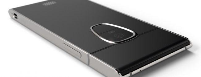 Sirin Labs Finney Кенеса Ракишева вошел в топ самых красивых смартфонов года