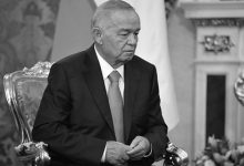 Власти Узбекистана подтвердили смерть Ислама Каримова